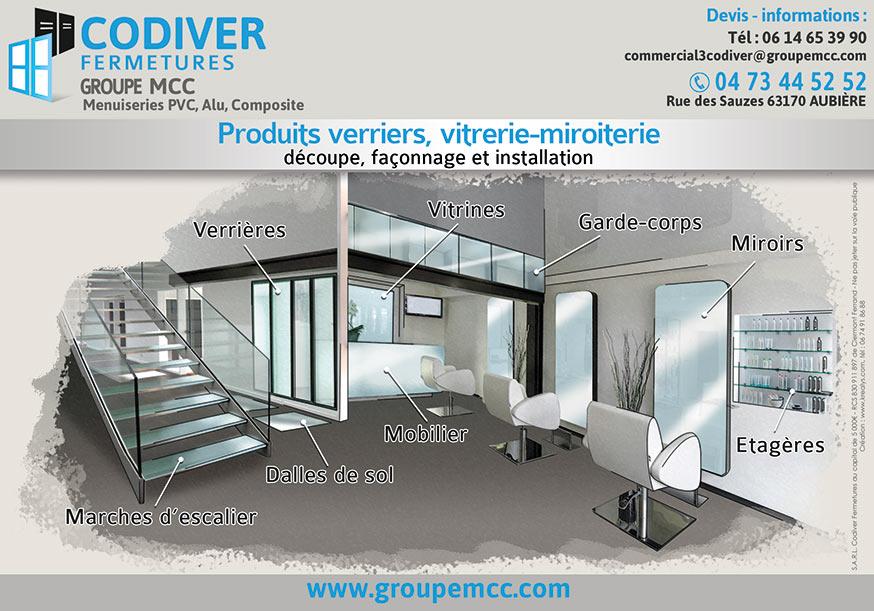création flyer a5 codiver coiffeur