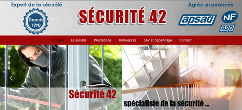 creation de site internet securite42